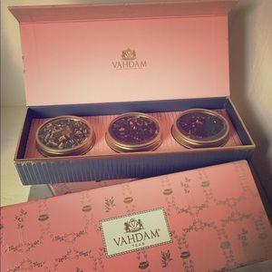 Vadham Tea Trio Set Gift Box